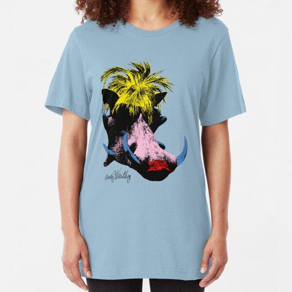 Andy Warthog Slim Fit T-Shirt