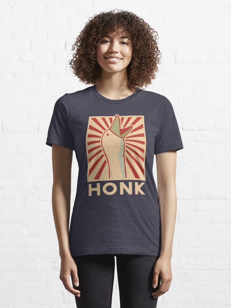 Alternate view of HONK Essential T-Shirt