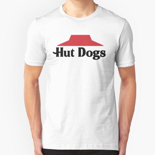 Hut Dogs Slim Fit T-Shirt