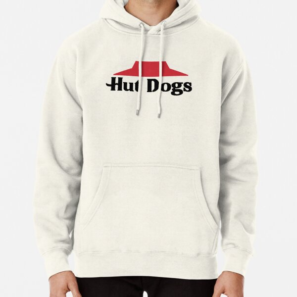 Hut Dogs Pullover Hoodie