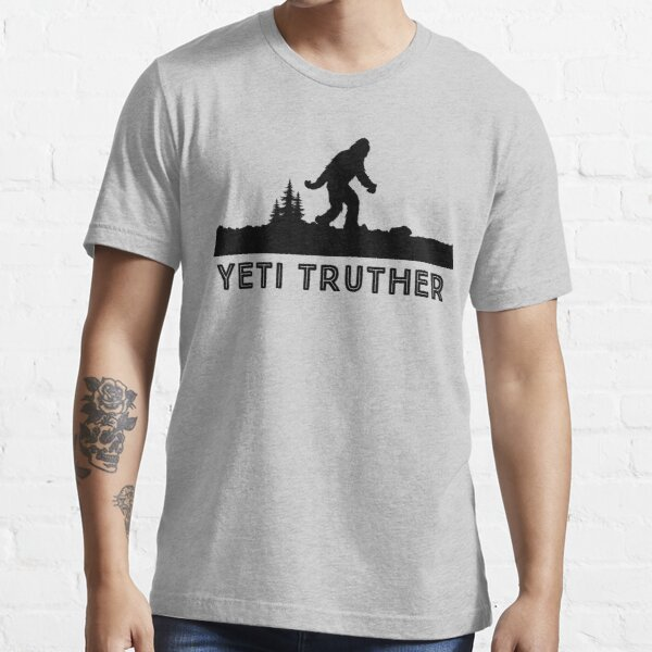 Yeti Truther (MFM) Essential T-Shirt