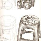 Stationary Objects by Vicki Lau