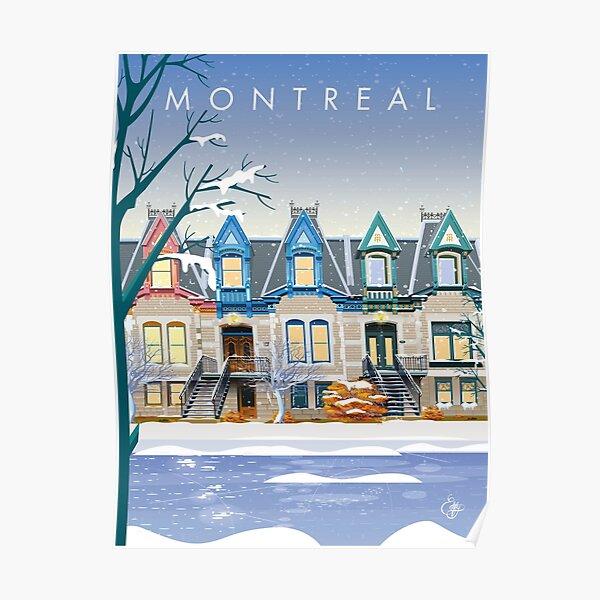 Poster Montréal Poster
