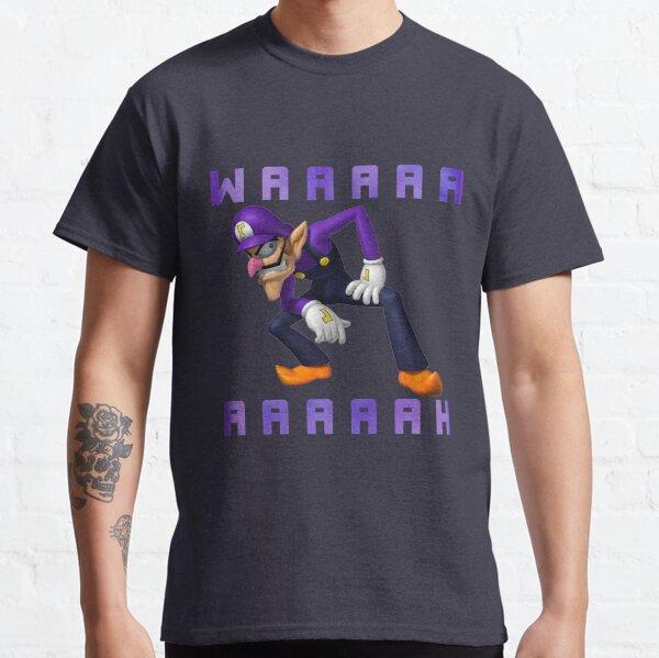 Waluigi - Wah Classic T-Shirt