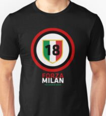 Forza Milan 18 Unisex T-Shirt