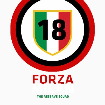 Forza Milan 18 by TheReserveSquad