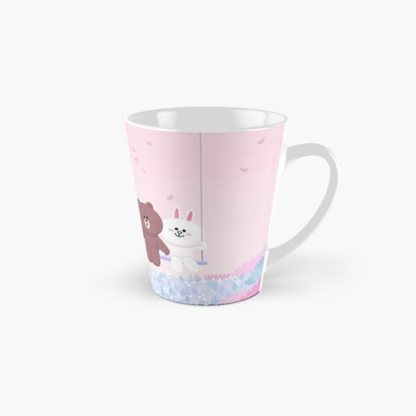 Cute Brown and Cony swing Tall Mug
