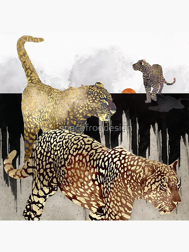 Minimal Leopards by spacefrogdesign