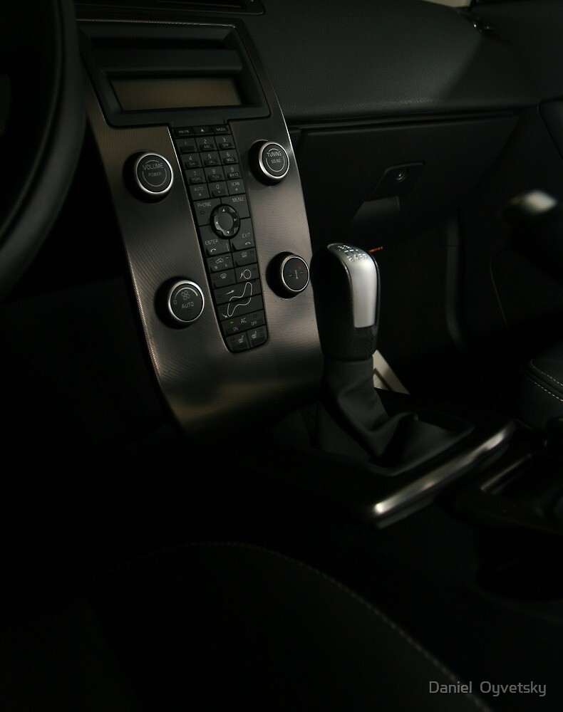 VOLVO C30 R-Design Control Console  by Daniel  Oyvetsky