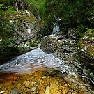 Ballhair Cascades by Robert Mullner