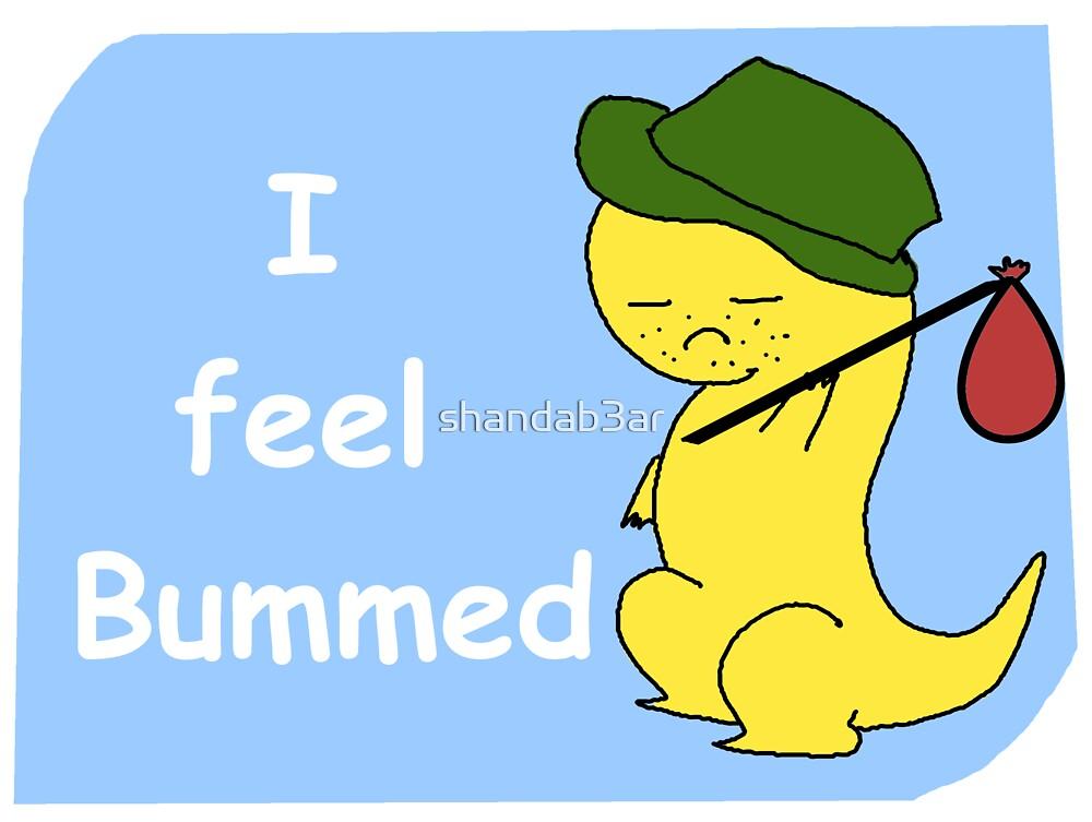 Feeling bummed by shandab3ar