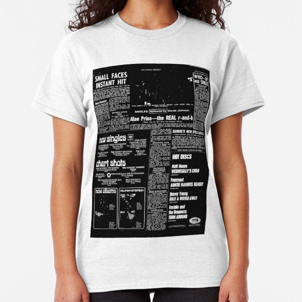 Ska /& Soul Multi Bande T-shirt à manches...