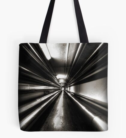 Brewery Tunnel Tote Bag