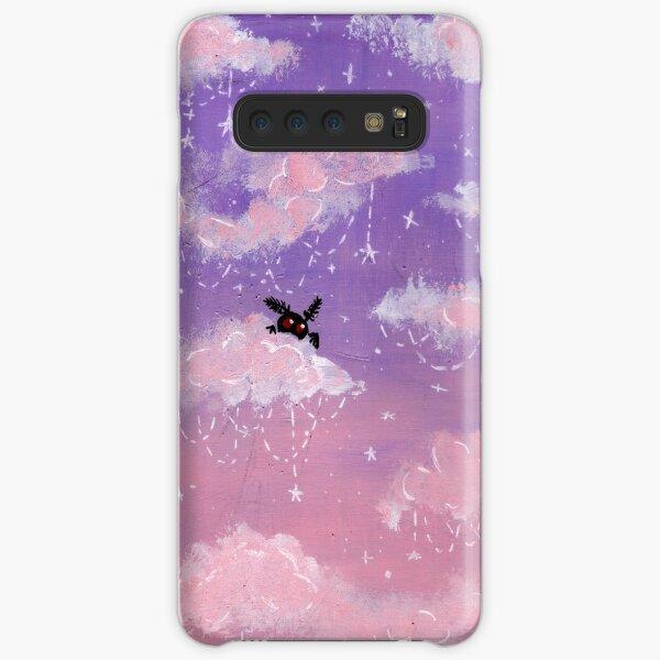 Pastel mothman sky  Samsung Galaxy Snap Case
