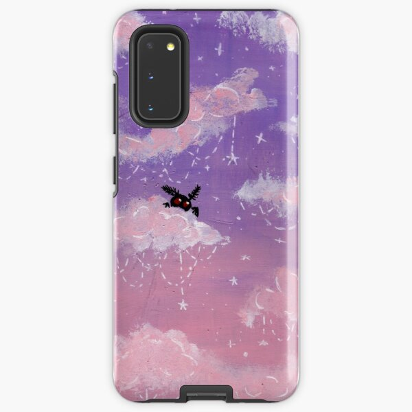 Pastel mothman sky  Samsung Galaxy Tough Case