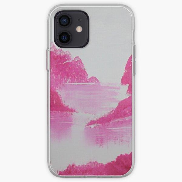 lumuart sleepy bay iPhone Soft Case