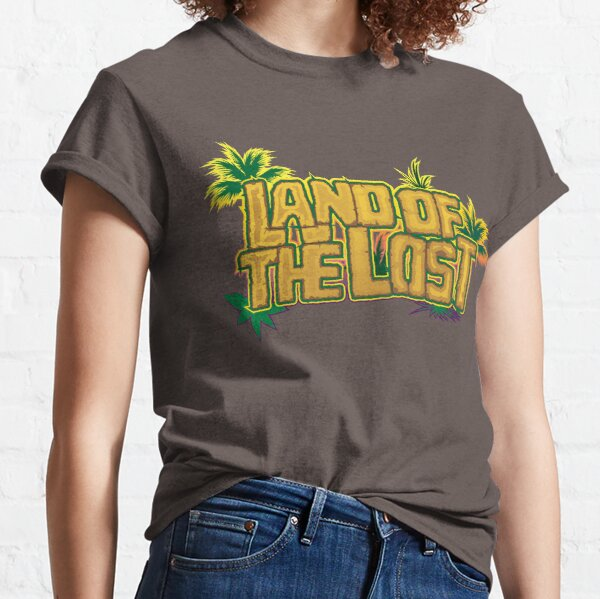 Land of the Lost Jungle Logo Classic T-Shirt