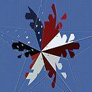 Patriotic Star by Ned Elliott