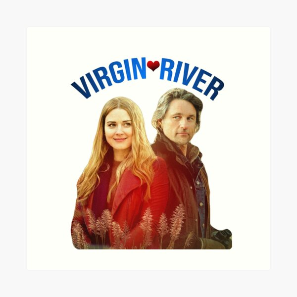 Virgin River Show Poster Art Print