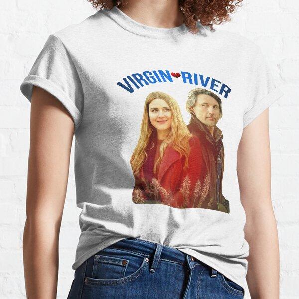 Virgin River Show Poster Classic T-Shirt