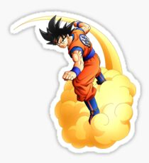 Dragon Ball Z: Kakarot Sticker