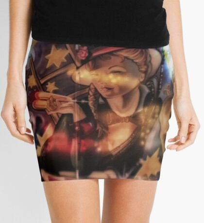 Wicked - all the Fun of the Fair Mini Skirt