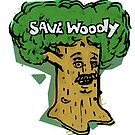 Save Woody by elcaminohottub