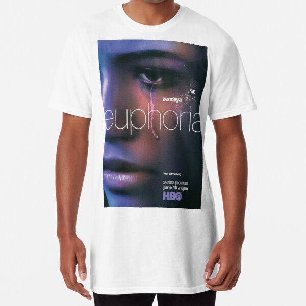 euphoria serie T-shirt long