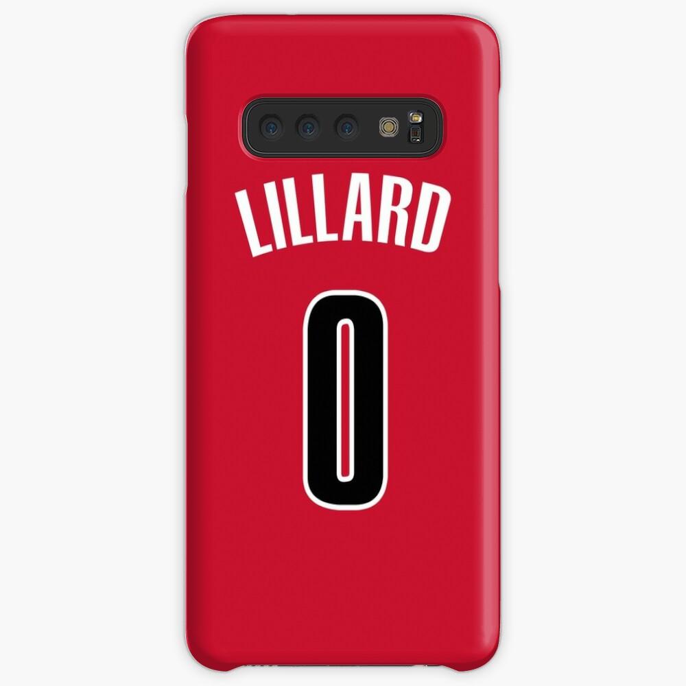 Damian Lillard Jersey Bag Case Skin For Samsung Galaxy By Csmall96 Redbubble