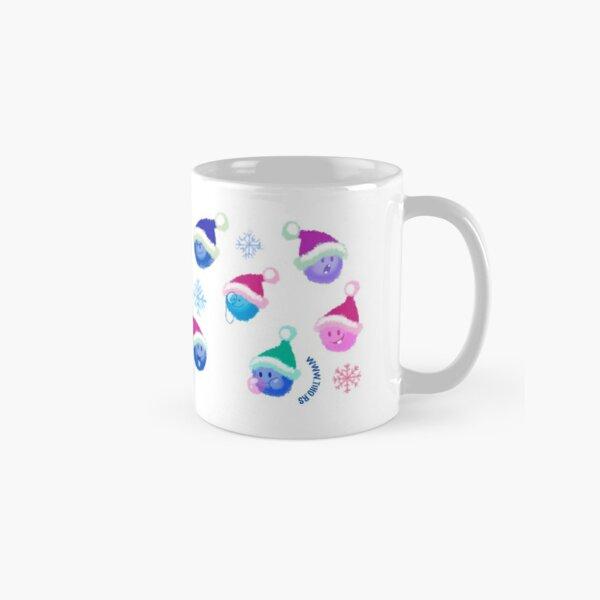 Snowflakes Classic Mug