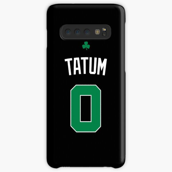 Jayson Tatum Jersey Bag Samsung Galaxy Snap Case