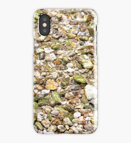 Pebbles I iPhone Case/Skin