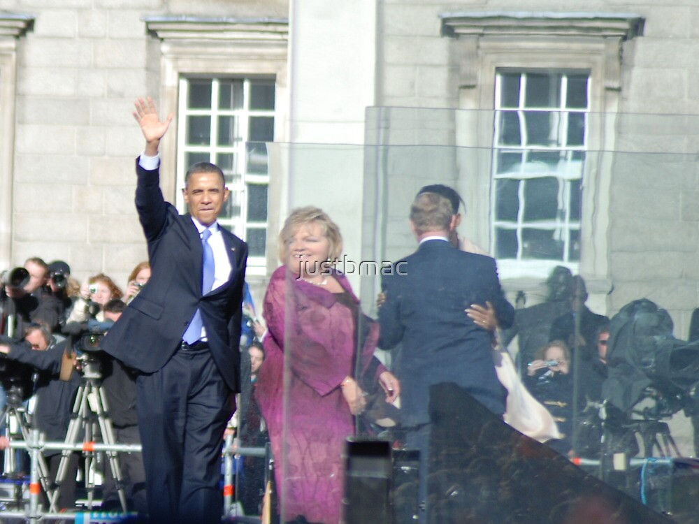 Obama wave by justbmac
