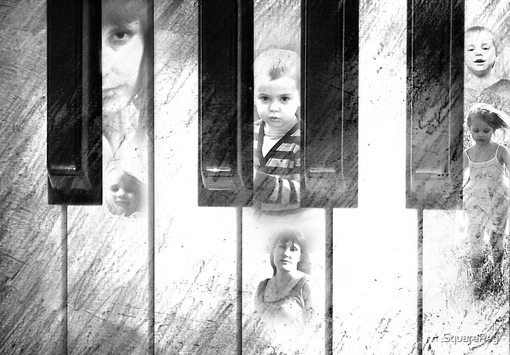 The Keys Of My Life by SquarePeg