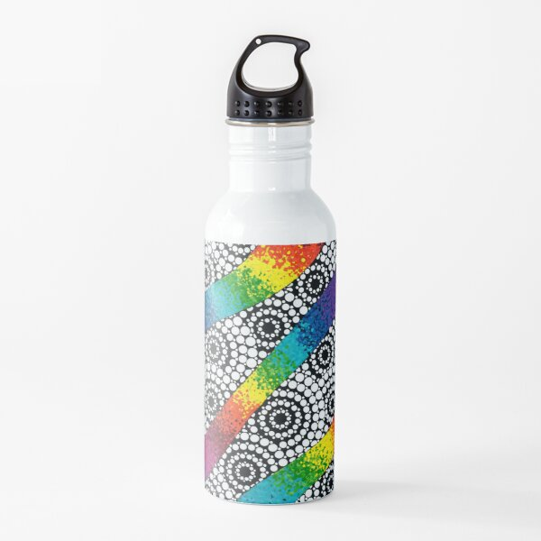 The Dawn Of Creation Water Bottle