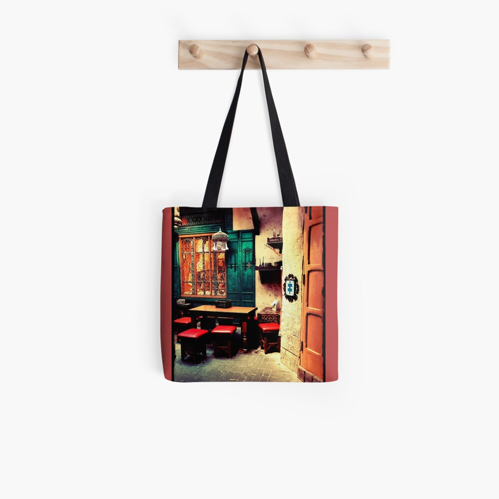 Moroccan style  Tote Bag