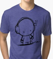 Music Man Tri-blend T-Shirt