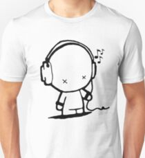 Music Man Slim Fit T-Shirt