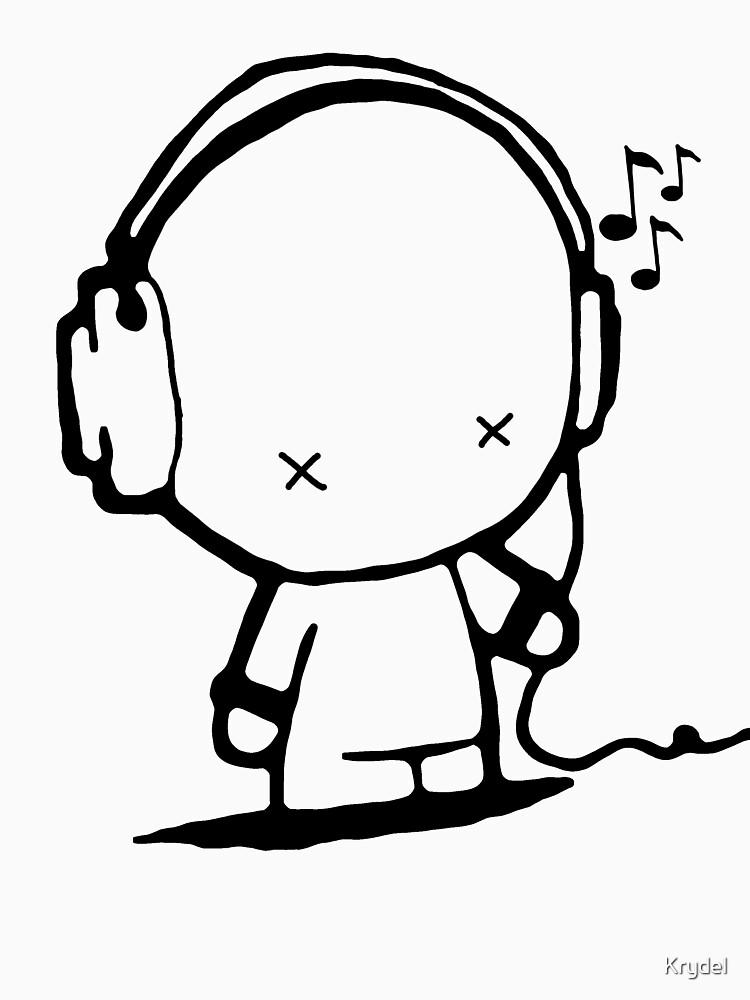 Hombre musical de Krydel