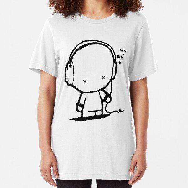 Musikmann Slim Fit T-Shirt