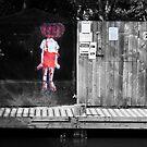 Urban Scarecrow by Daniel Yates