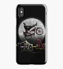 Pee Wee Phone Home iPhone Case