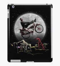 Pee Wee Phone Home iPad Case/Skin