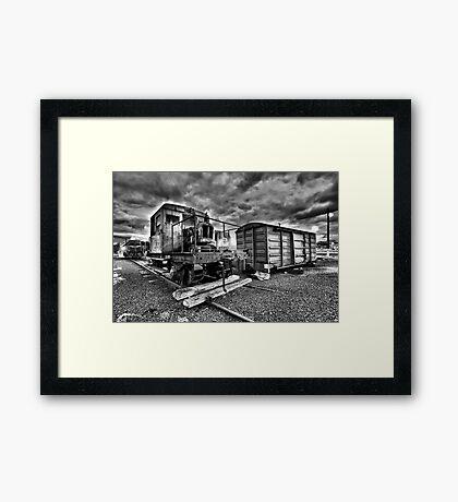 Time Honoured Framed Print
