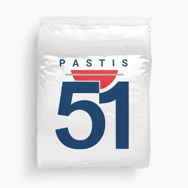 Pastis 51 (Large) Duvet Cover