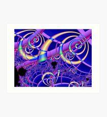 Symphony in C# Minor Art Print