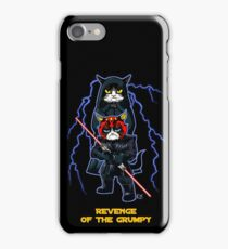 Revenge of the Grumpy iPhone Case/Skin