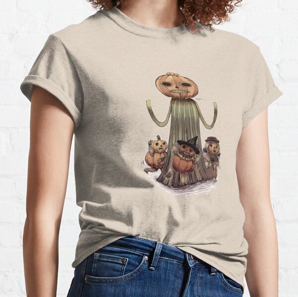 Pumpkin King Classic T-Shirt