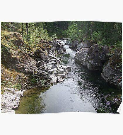 Koksilah River  Poster