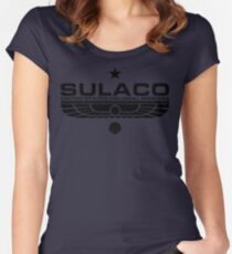 Sulaco Women's Fitted Scoop T-Shirt